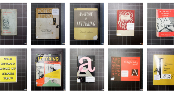 Commercial Lettering Copybooks in Britain