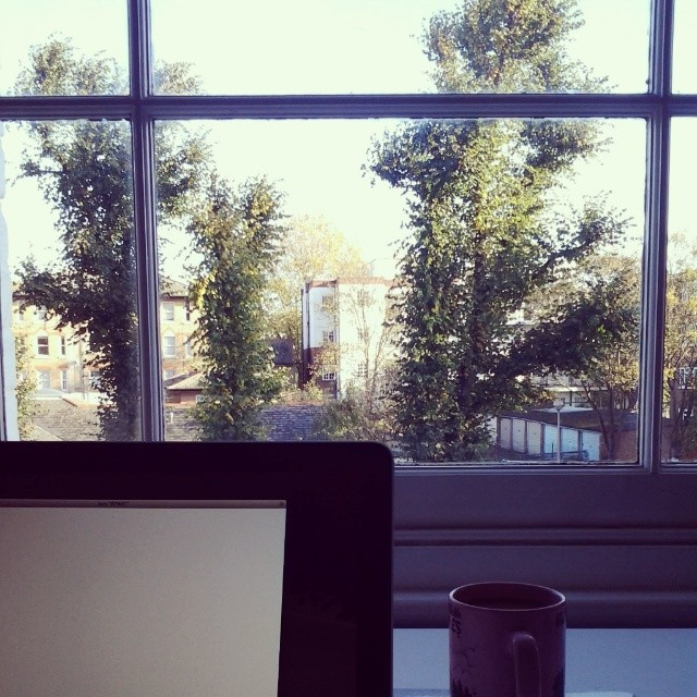 New home, London