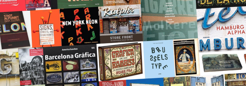 City Lettering books